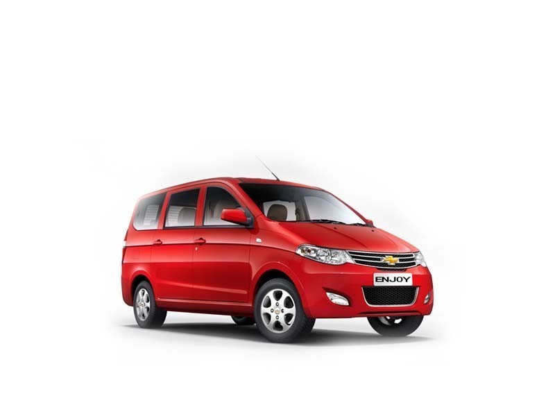 Chevrolet Enjoy Overview Price Gst Rates Offers Images Reviews