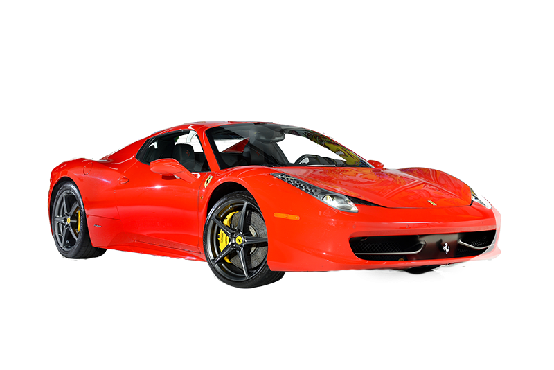 FERRARI 458 SPIDER Price Forecast   Residual Value