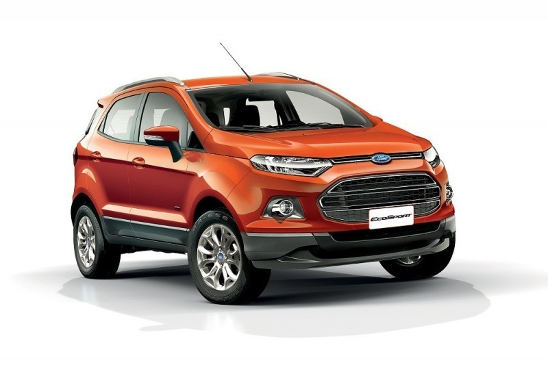 Ford Ecosport Price Gst Rates Offers User Reviews Photos