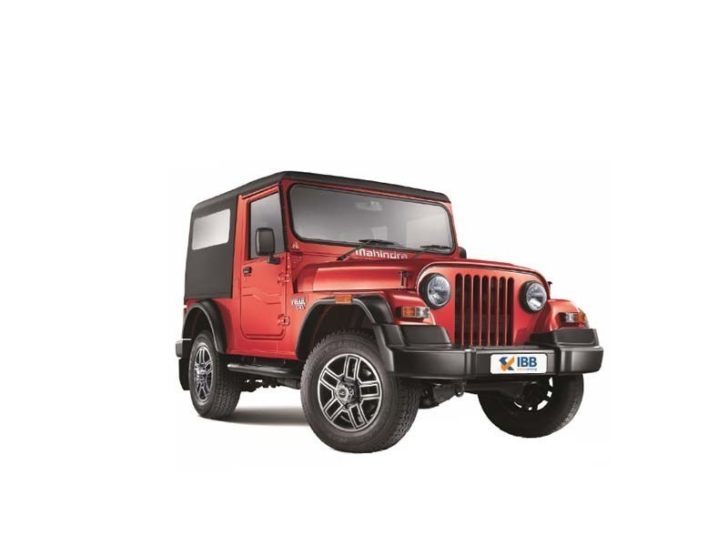 35000 Car Loan >> Mahindra Thar Car Finance - IndianBlueBook