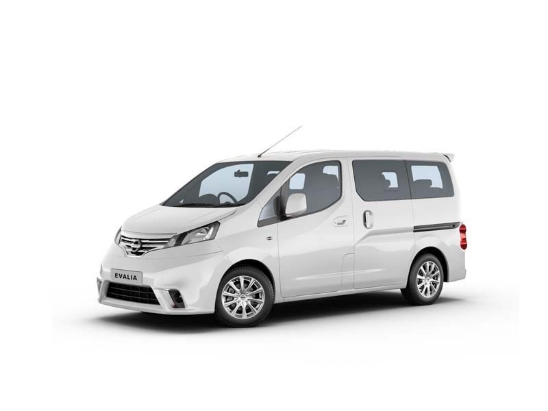 Nissan Evalia Car Specifications Indianbluebook